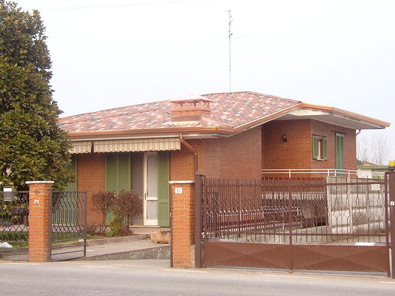Installazione lattonerie in rame-Palazzolo-Eredi Pisoni-02