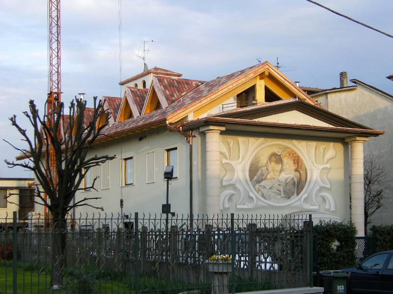 Installazione lattonerie in rame-Vidolasco-Eredi Pisoni-01