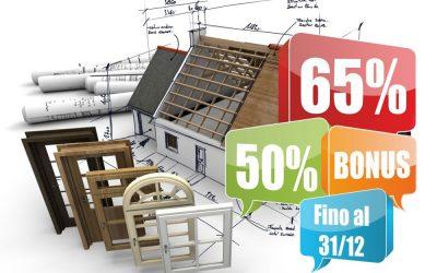 Riqualificazione energetica 65 % e ristrutturazione edilizia 50%!                                                      Ristruttura il tetto e approfitta delle detrazioni fiscali